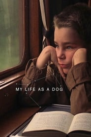 Poster My Life as a Dog 1985
