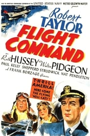 Poster Flight Command 1940