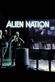 Poster Alien Nation 1988