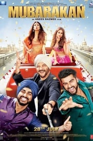 Mubarakan (2017) Full Movie Watch Online Download