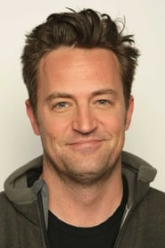 Matthew Perry Headshot