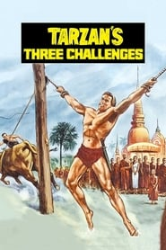 Tarzan's Three Challenges (1963)