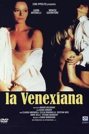 Poster The Venetian Woman 1986