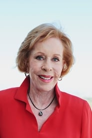 Carol Burnett Headshot