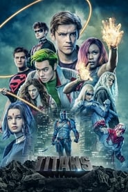 Poster Titans - Season 2 2019