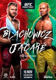 UFC Fight Night 164 – Blachowicz vs. Jacare (2019)