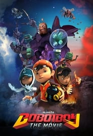 BoBoiBoy: The Movie poster