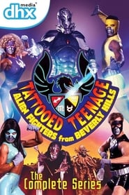 Tattooed Teenage Alien Fighters from Beverly Hills 1994
