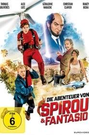 Die Abenteuer von Spirou & Fantasio Stream Deutsch (2018)