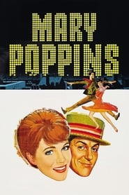 Poster Mary Poppins 1964