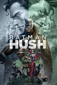 Poster Batman: Hush 2019