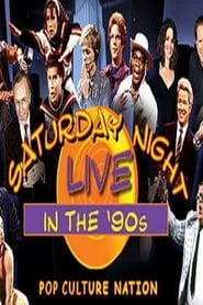 Saturday Night Live in the '90s: Pop Culture Nation