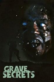 Poster Grave Secrets 1989