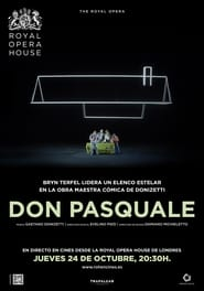 Poster Don Pasquale (Royal Opera House) 2019