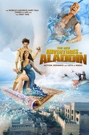 Poster for The New Adventures of Aladdin