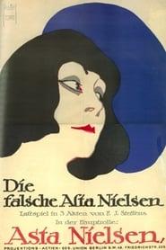 Die falsche Asta Nielsen 1915