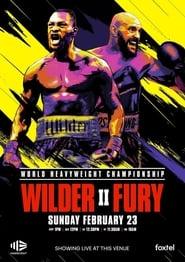 Deontay Wilder vs. Tyson Fury II (2020)