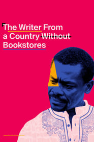 Poster The Writer From a Country Without Bookstores 2019