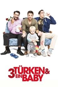 Poster 3 Türken und ein Baby 2015