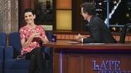The Late Show with Stephen Colbert Season 1 Episode 32 : Julianna Margulies, Jonathan Franzen, Alabama Shakes