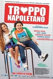Poster Too Neapolitan 2016