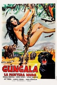 Gungala, The Black Panther Girl