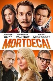 Poster Mortdecai 2015