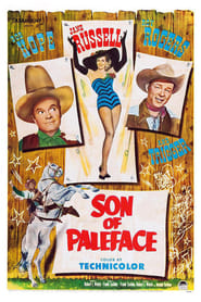 Poster Son of Paleface 1952