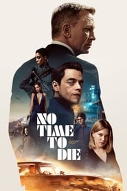 Poster No Time to Die 2021