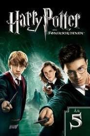 Harry Potter Og Føniksordenen – Harry Potter and the Order of the Phoenix (2007)