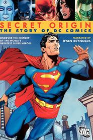 Poster Secret Origin: The Story of DC Comics 2010
