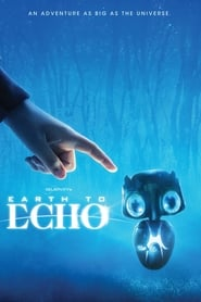 Poster for Earth to Echo
