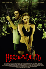 Poster for House of the Dead
