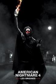 Poster American Nightmare 4: Les origines 2018