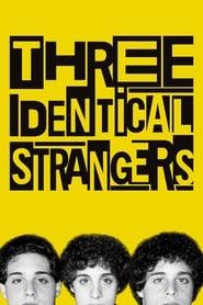 Poster Three Identical Strangers