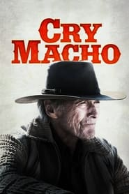 Poster Cry Macho 2021
