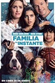 Familia al Instante Película Completa HD 1080p [MEGA] [LATINO] 2018