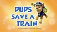 La patrulla salva un tren