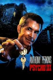 Poster Psycho III 1986