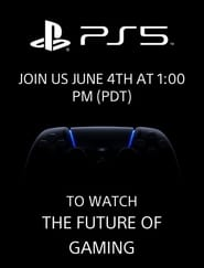 PS5 – The Future of Gaming (2020)