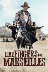 Poster Five Fingers for Marseilles
