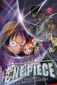 One Piece, film 5 : La Malédiction de l'épée sacrée