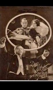 Das letzte souper 1928