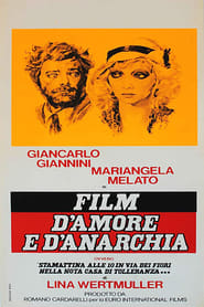 Love and Anarchy (1973) online ελληνικοί υπότιτλοι