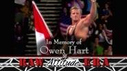 RAW is WAR 313 - Owen Hart Tribute Show