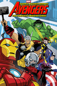 Poster The Avengers: Earth's Mightiest Heroes 2012