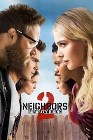 Poster van Bad Neighbours 2