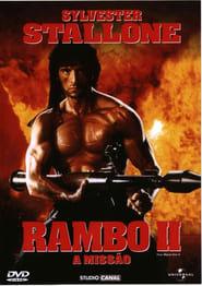 Filme – Rambo 2 – A Missão