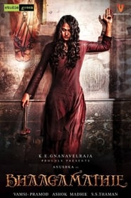 Bhaagamathie (2018) DVDScr Telugu Full Movie Watch Online Free