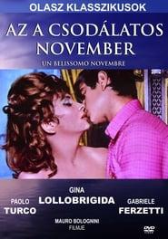 Az a csodálatos november